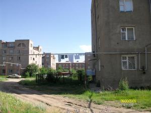 Gyumri scene